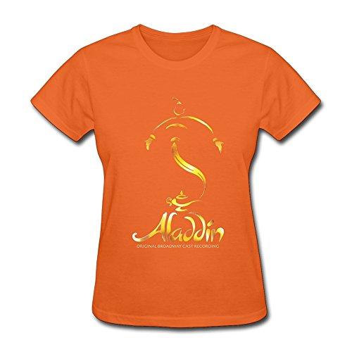 KaiOu Aladdin Theater Broadway Women's Sleeve T-shirt