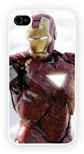 iron man avenger Art Design, iPhone 5C, Etui de téléphone mobile - encre brillant impression