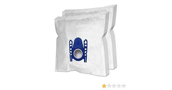 MohMus 10 Premium Bolsas de Aspiradora para Bosch 468 383 468383, BSG71266/11, Sherpa, BSGL32223/08, BSA 2200 Sphera 22, BSG72022/07, BSA000KA, Logo BSG69999: Amazon.es: Hogar