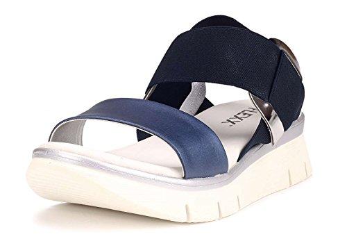 Fonzie Femme Bleu The Flexx Marine Sandale vPq0nw1xH