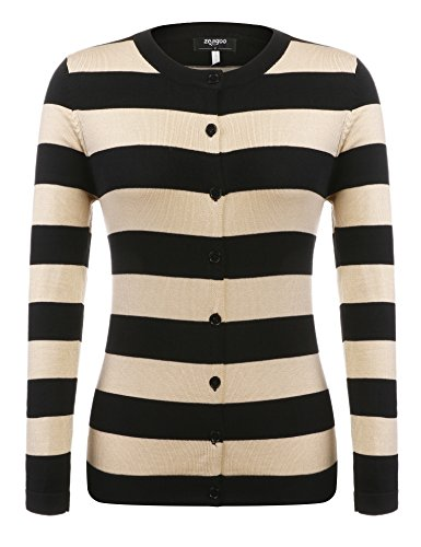 Novelty Cardigan Sweater - 3