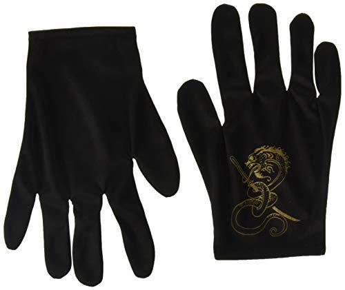 Rubies Child's Black Ninja Gloves -