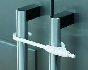 BabyDan Cabinet Door Lock (Pack of 2): Amazon.co.uk: Baby