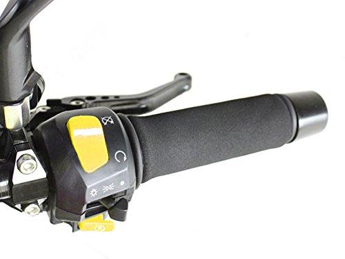 Strada 7 Motorrad Schwamm Komfort anti vibration Abdeckung f/ür BMW R1200R R1200RT R1200S