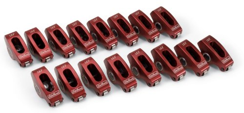 Set Rocker Roller - Edelbrock 77780 Roller Rocker Arm Set