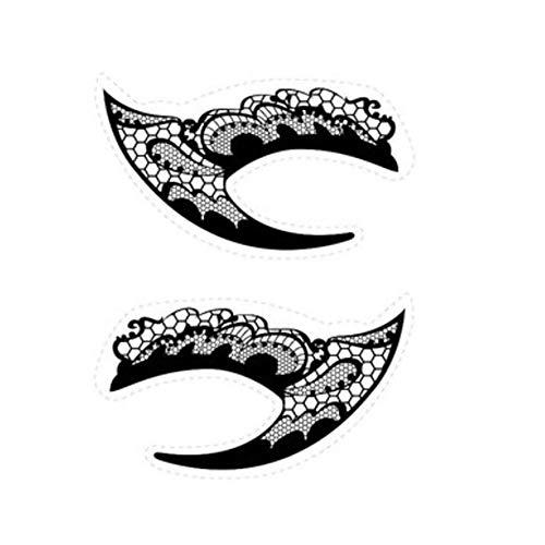 Apply Eyeliner Eye Shadow - 5 Pair Eyeshadow Sticker Temporary Eye Tattoo Transfers Makeup Sticker Reusable Eyeliner Tattoo Stickers