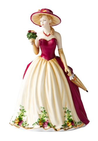 Royal Albert Old Country Roses 2010 Figure of the Year by Royal Doulton (Image #1)