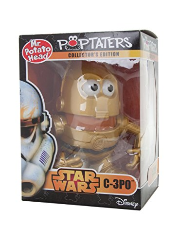 Star Wars Pop Taters C-3PO Mr. Potato Head Figure