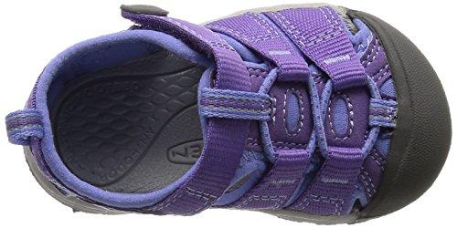 Keen Newport H2 y, Sandalias Unisex Niños Morado (Purple Heart/periwinkle)