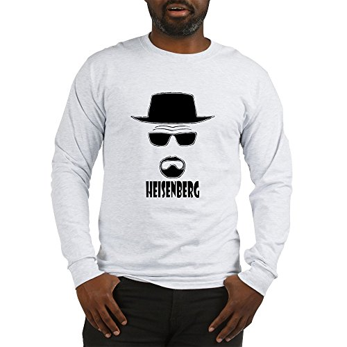 Heisenberg Beard (CafePress - Heisenberg - Unisex Cotton Long Sleeve T-Shirt)