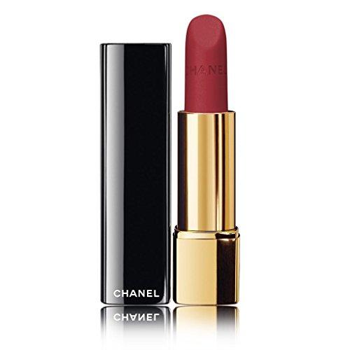 Chanel Rouge Allure Velvet COLOUR: # 51 LA BOULEVERSANTE 3.5G/0.12OZ (Rouge 3.5g/0.12oz Chanel)