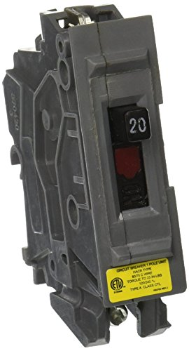 CONNECTICUT ELEC VPKWA20 Circuit Breaker, 20-Amp for sale  Delivered anywhere in USA