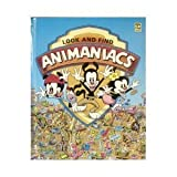 Animaniacs Look and Find by Sternecky, Neal (December 1, 1994) Hardcover