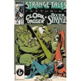 img - for Strange Tales # 6 Vol. 2 book / textbook / text book