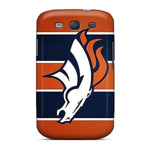 ALeonards Case Cover Protector Specially Made For Galaxy S3 Denver Broncos