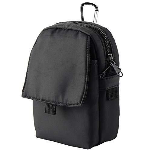 Van Caro Unisex Nylon Waterproof Outdoor Sports Cellphone Arm Holder Wrist Bag Molle Pouch