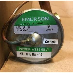 EMERSON/ALCO TJRE 14 HW 14 TON ADJ EXTERNAL PRESSURE LIMITING BI-FLOW TXV