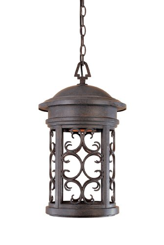 Designers Fountain 31134 Mp Ellington Ds Hanging Lanterns  Mediterranean Patina