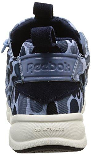 Reebok Furylite Camo - Zapatillas de deporte Hombre Azul