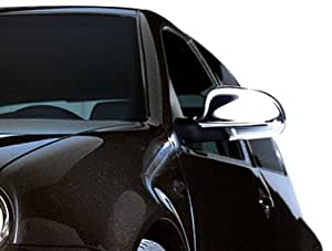 In.pro 5144 - Carcasa de espejo retrovisor para VW Golf 4, cromado