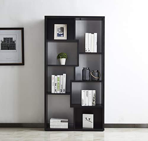 (Mixcept Wooden Bookshelf 63