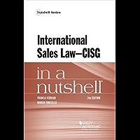 International Sales Law - CISG - in a Nutshell (Nutshells)