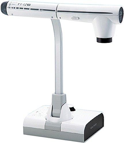 Elmo 1349 Model TT-12iD Interactive Document Camera, Powe...