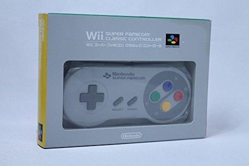 Club Nintendo Wii Super Famicom Snes Classic Controller by Nintendo