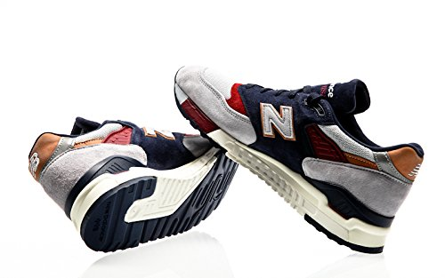 Csu Made Balance Usa Mens Classics Ml998v1 schoenen The New grijs In zqF1nW646