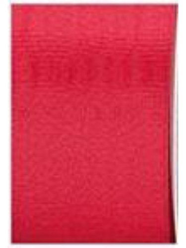 The Gift Wrap Company Solid Colored High Gloss Curling Ribbon, Red -