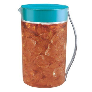 Mr. Coffee BVMC-TP1 2-Quart Replacement Pitcher for TM1, TM1P - Ice Tea Maker Pitcher