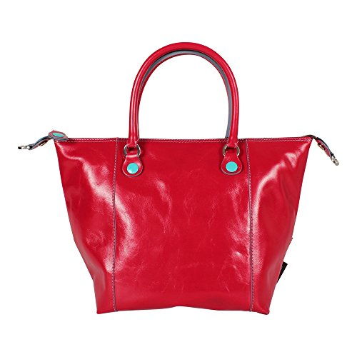 Gabs Damen Handtasche Transformable G3 Tg. M Chic rot
