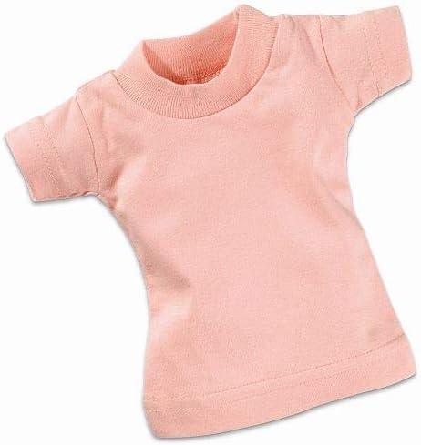 efco – Mini Camiseta, algodón, luz Rosa, 18 x 18 cm: Amazon.es: Hogar