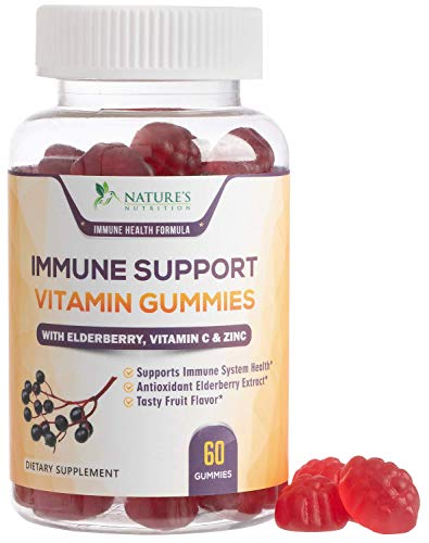 Immune Support Gummies with