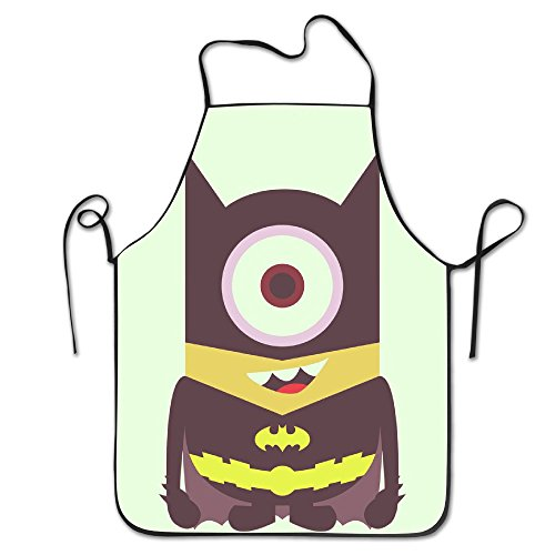 Clark Kent Haircut (ALIIXUN2 Unisex Classic Bat Superminion Barbecue Apron)