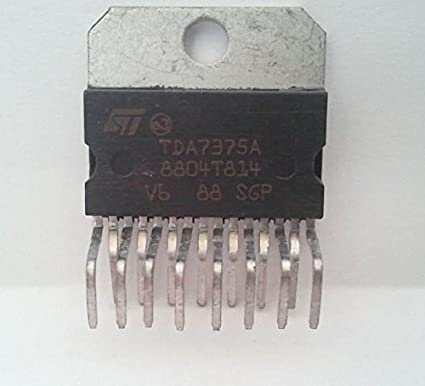 IC TDA7375 TDA7375A ZIP-15 ST NEW GOOD QUALITY