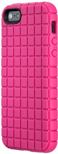Speck Toughskin Iphone Case (Speck Products PixelSkin Rubberized Case for iPhone 5 & 5S  - Raspberry Pink)