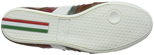 Pantofola dOro Herren Imola Romagna Uomo Low Sneaker Braun (Tortoise Shell)