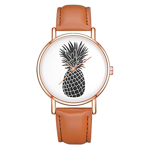 Fashion Women's Casual Quartz Silicone strap Band Watch Wrist Watch Watches for Girls AD ()