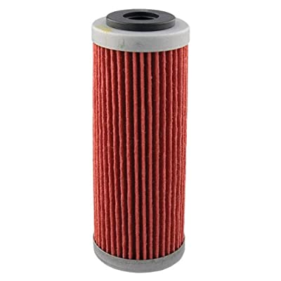 Hiflofiltro HF652 Premium Oil Filter: Automotive