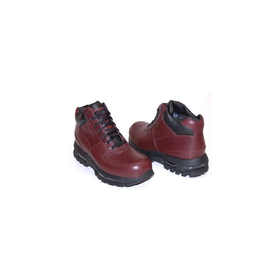 Nike Air Max Goadome ACG Mens Boots [865031 601] Deep Burgundy/Black Mens Shoes 865031 601 7.5 Shoes