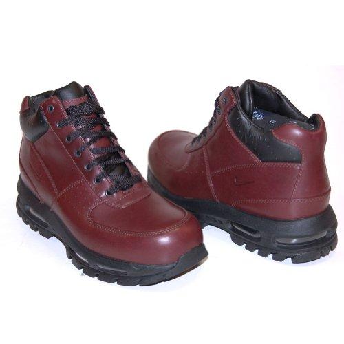 Botas De Hombre Nike Air Max Goadome Acg [865031-601] Zapatos De Hombre Deep Burgundy / Black 865031-601 Deep Burgundy / Black