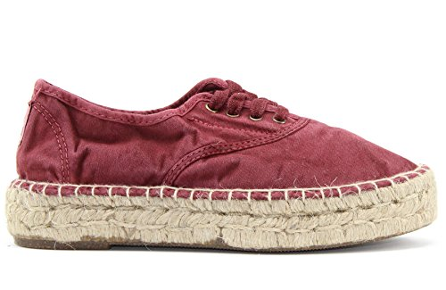 Natural World, Sneaker donna rosso