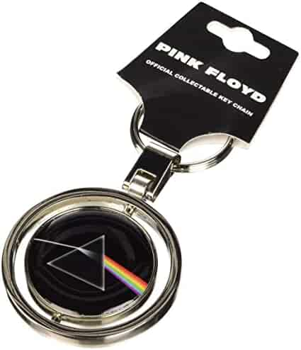 Pink Floyd Dark Side Of The Moon Album Cover Spinner Key Chain
