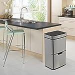 Kitchen-Move-Cubo-de-basura-de-cocina-automatico-con-doble-compartimento-75-L-acero-inoxidable-reciclado-gran-capacidad-y-papelera-de-mesa-3-L