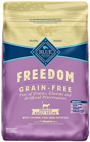 Cat Food: Blue Buffalo Freedom