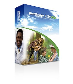 DietMaster 2100 Plus Nutrition Software - Cancer Prevention Edition Diet Software, Awarded 2013 Best Diet Software - Top Ten Reviews