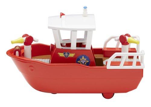 Sam le pompier titan bateau avec lance incendie la caverne du jouet - Bateau sam le pompier ...