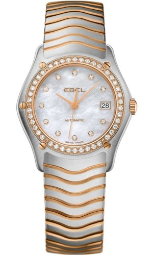 Ebel Classic Lady Automatic Women's Watch Model 1215928