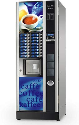NECTA - Máquina expendedora de cafe modelo KIKKO MAX INSTANT